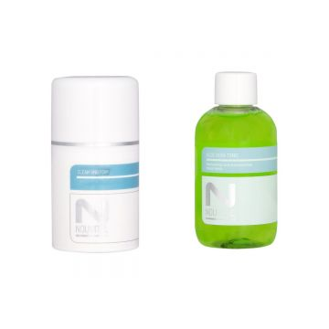 Cleansing Foam 50 ML & Aloe Vera Tonic 100 ML