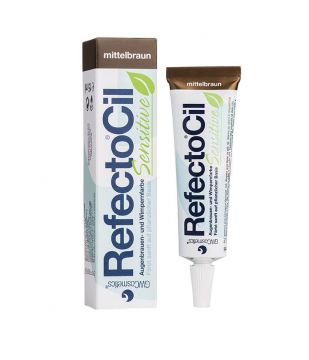 RefectoCil Sensitive 15 ml Middenbruin