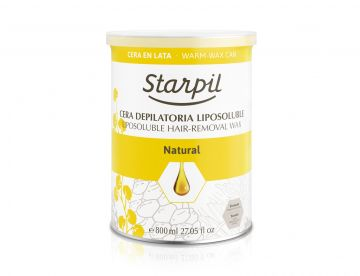 Starpil Soft Wax Gold 800 ML