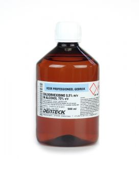 Hand- en Huiddesinfectie 500 ml