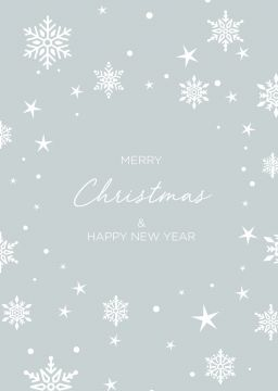 Nouvital Christmas Card 1O st