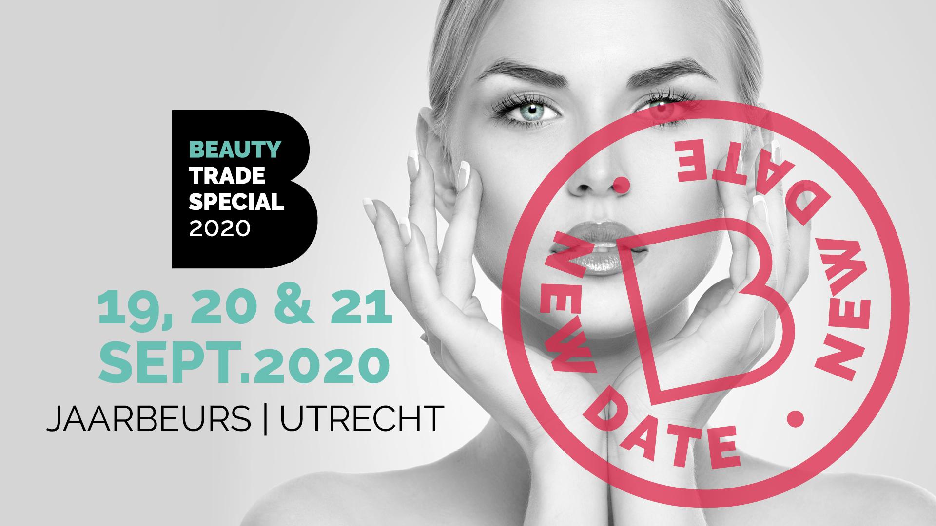 Beauty Trade Special Utrecht -  19, 20 & 21 September 2020